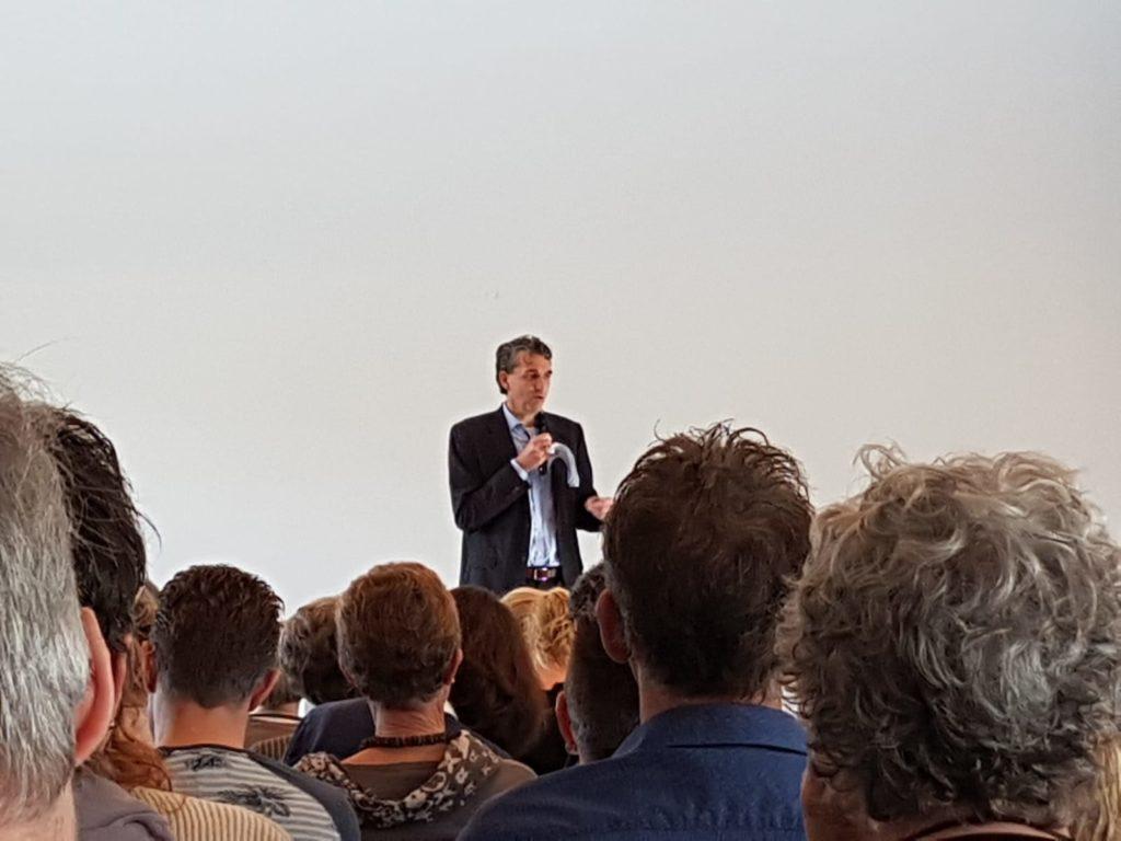 Jan-Herman Spanjersberg | Betrokken spreker voor samenkomsten